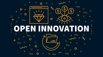 Open innovation.